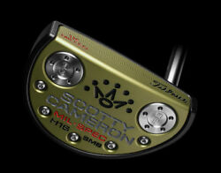 2016 Scotty Cameron 100 Limited Edition HOLIDAY H-16 34 inch Putter 20g x2