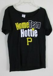 NEW quot;Home Team Hottiequot; Pittsburgh Pirates Women#x27;s Shirt. Campus Lifestyle $1.50