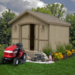 Best Barns Cambridge Without Window Solid Wood Storage Shed