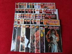 Red Sonja Lot 1- 48 She Devil with a Sword Sexy Bad Girl Hot Redhead Warrior