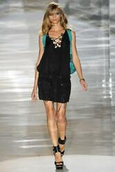 Gucci Spring 2009 Black Runway Dress