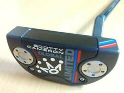 Used Scotty Cameron GLOBAL 1500 LIMITED 2018 33.5inch Genuine grip FreeShipping