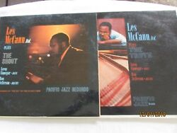 Lot 2 Les McCann Ltd. Plays The Truth Plays The Shout Pacific Jazz Records