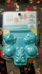 Creations Cake Pop Press Easter N.w.t Makes 5 At A Time Other Uses