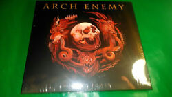 ARCH ENEMY Will To Power 2017 Digipak CD Female Fronted Melodic Death Metal $10.00