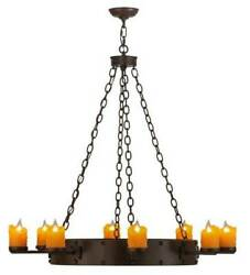 48 in. W Kingston 8-Light Chandelier [ID 3827740]