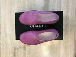 CHANEL garden shoes very rare item New product unused Product size 6 FS mf