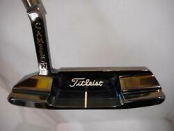 Scotty Cameron Holiday Collection 2002 Newport 2 Putter 34Inch Head Cover