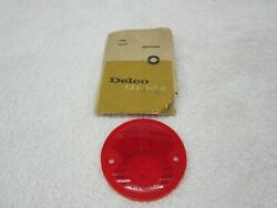 NOS 1954 1955 Chevrolet Medium Duty Truck Tail Lamp Lens (Plastic) GM 5952665 dp $18.00