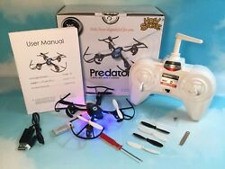 Holy Stone HS170 Predator Mini Quadcopter Drone Headless Mode Great Condition $26.95