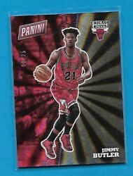 2017 Panini The National JIMMY BUTLER Silver Pack Prizm card 25