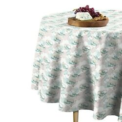 Mother's Day Sketches Signature Round Tablecloth Assorted Sizes