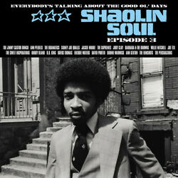 Various Artists - Shaolin Soul Episode 3 (Various Artists) [New Vinyl] With CD