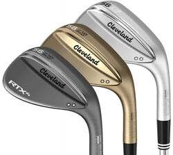 Cleveland RTX 4 Wedges New Choose Specs $99.99