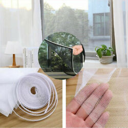 Window Mesh Door Magnetic Curtain Snap Net Guard Mosquito Insect Screen Hot