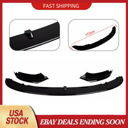 Hot Performance Style Front Bumper Lip Fits For 14-19 BMW 4-Series F32 F33 F36