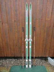 Ready to Use Cross Country 78quot; Long 200 cm Skis Poles $69.89