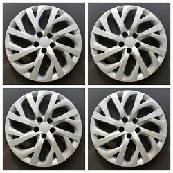 New Wheel Covers Hubcaps Fits 2017-2018 Toyota Corolla LE 16