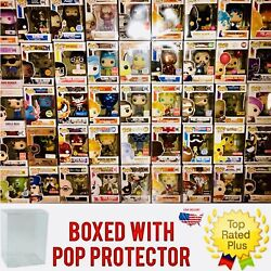 Choose Your Funko Pop!    -----     (Chase Flocked Exclusive Limited Edition+