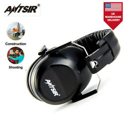 Antsir SOUNDPROOF Noise Cancelling Ear Muff Hearing Protector Shooting Defender