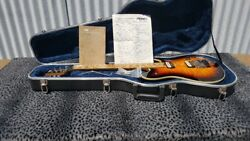 NOOOO ReSeRvE     1998 EVH Wolfgang W crazy FLAME TOP