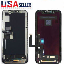 For iPhone 11 X XR XS OLED 3D Touch Screen Replacement LCD Digitizer Assembly  $29.99