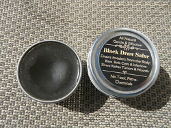 Black Draw Salve Naturally removes infections & invaders from the body.  2 oz.