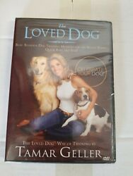 The Loved Dog The Loved Dog Way of Training by Tamar Geller DVD 2008 sealed $9.99