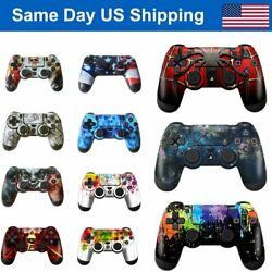 Vinyl Decal Sticker Skin for Sony Dualshock PS4 PS4 SlimPro Controller Cover