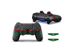 Vinyl PS4 Controller Sticker Skinfor Playstation 4 PS4 Pro Slim  Luxury Fashion