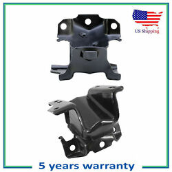 2PCS Engine Motor Mount For Chevrolet Silverado GMC Sierra 2500 3500 3500HD 6.6L $60.25