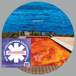 Red Hot Chili Peppers Californication New Vinyl LP Explicit Picture Disc $26.98