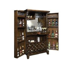 Howard Miller Rogue Valley Wine & Home Bar Cabinet 695-122 w Free Shipping