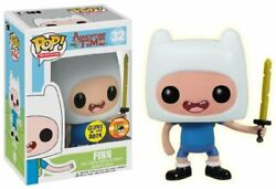 Funko POP Television Finn with Sword Adventure Time Vinyl Figure SDCC Excl