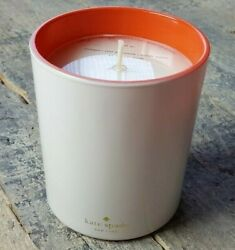 KATE SPADE Bazaar Scented Candle With Notes Of Exotic Spices Moroccan Rose 10oz