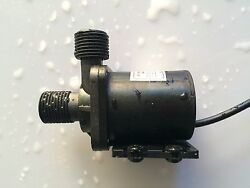 24V Small Brushless DC Water Pump Submersible 960P H 6M For Water Cycling SYS $23.74