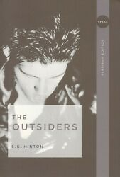 The Outsiders (Paperback - Deckle Edge 2006) by S. E. Hinton