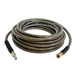 Pressure Washer Power Monster Hose 100 Ft. 38 In. Dia 4500 PSI Cold Water $109.83