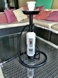 """17"""" Modern Table Hookah With LED $129.00"""