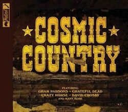 Various Artists - Cosmic Country  Various [New Vinyl LP] Australia - Import