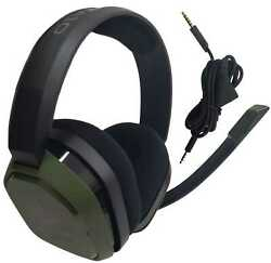 Logitech Astro A10 Call Of Duty Wired Gaming Headset 939-001507 - GreenBlack $34.99
