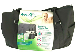 Evenflo Breast Feeding Pumping Accessories Baby Bag Gift New $41.38