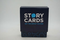 Story Cards Get the Group Talking Game