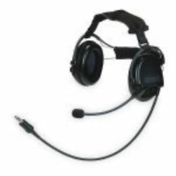 MSA 10079967 Supreme Pro Headset Electronic Ear Muff Neckband Single Electret