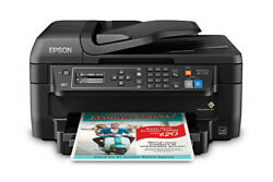 Brand new unopened Epson Workforce WF-2750 All-In-One InkJet Printer C $273.34