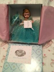 """Madame Alexander 8"""" Doll """"Fairy Of Song"""" 13630 Sleeping Beauty Collection in Box"""