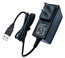 AC Adapter Yellow Black Trim SL10LEDSL Stanley FATMAX Spotlight with USB Charger $9.99
