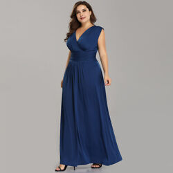 Ever-Pretty US Formal Gowns Evening Long Plus Size Mother Of Bride Dress 07661 $35.99
