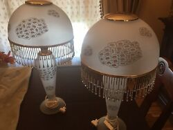 Murano glass lamps Imported from Italy $300.00