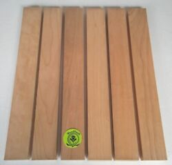"34"" x 2"" x 16"" BLACK CHERRY Hardwood Lumber made by Wood-Hawk Pack of 6 or 10 $19.00"
